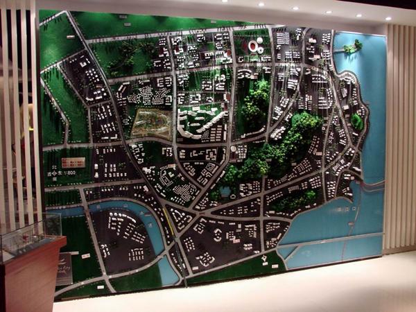 珠海花园城区域