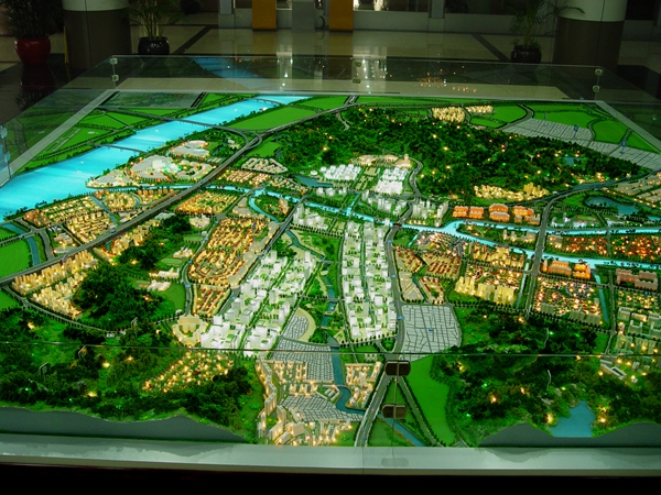 南沙总体规划